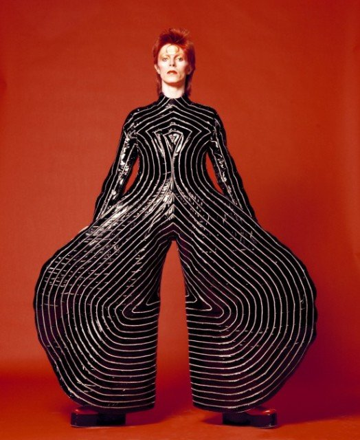 David Bowie exhibition at London's V&A has become the fastest-selling in the museum's history with more than 42,000 advance tickets