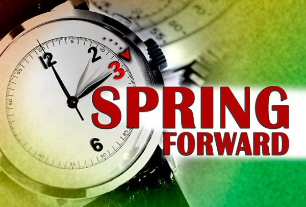 Daylight saving time 2013 starts sunday march 10 spring for When was daylight savings time started