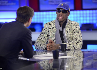 Dennis Rodman has decided to cancel his whirlwind tour of post-North Korea television appearances, causing curiosity and relief among political commentators and media observers