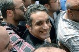 Egyptian satirist Bassem Youssef has been released on bail, after being questioned by prosecutors over allegations he insulted Islam and President Mohamed Morsi