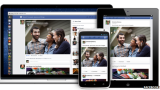 Facebook has decided to revamp its design, making its website look more like its Android and iOS mobile apps