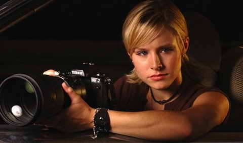 Fans of cancelled TV series Veronica Mars have raised 2 million to help bring the show to the big screen photo