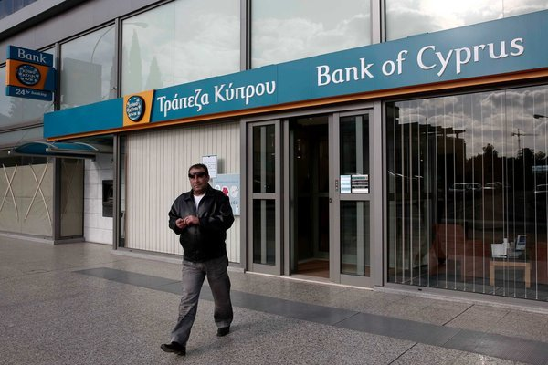 Finance ministers from eurozone have agreed a 10 billion-euro bailout package for Cyprus to save the country from bankruptcy