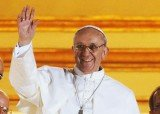 Francis I is the first Jesuit to be elected Pope