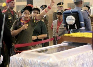 Hugo Chavez's body is to be embalmed and put on display after his funeral