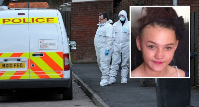 Jade Anderson's body was discovered by police on Tuesday, March 26, at a property in Atherton, near Wigan