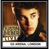 Justin Bieber has angered parents by emerging onstage for a concert at London's O2 Arena almost two hours late
