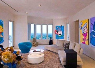 Kanye West sells his toy story themed bachelor pad for $3.3 million