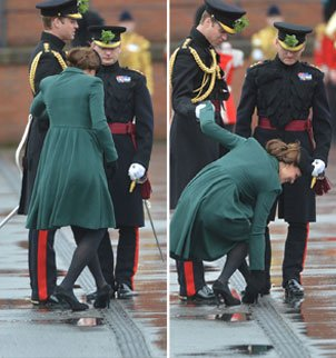 Can You Spot A Bump Check Out These Recent Pics Of Kate Middleton besides Duke Duchess Cambridge Maldives Tans Undertake Joint Engagement Year Visiting Irish Guards St Patricks Day Parade together with Kate Middletons Heel Stuck In A Grate At St Patricks Day Parade additionally World War 1 Remembered additionally Mons C3 B9 Desiderio. on cambridge mons