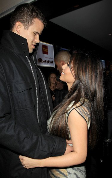 Kim Kardashian insisted she didn't tie the knot with Kris Humphries to boost ratings for her reality show