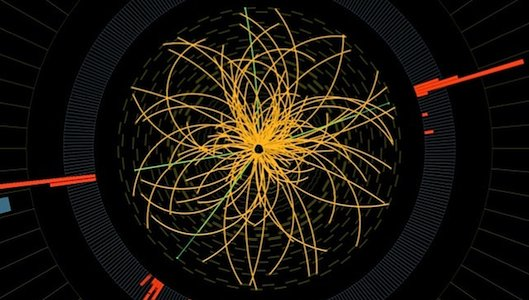 LHC scientists have announced that the particle outlined in July 2012 looks increasingly to be a Higgs boson photo