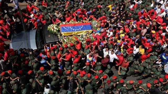 美國和中國都應從查維茲葬禮受到啟示 - 纽约文摘 - 纽约文摘