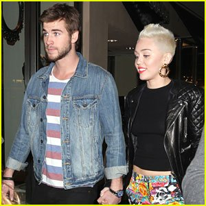 "Liam Hemsworth and his fiancée Miley Cyrus have reportedly been ""very happy"" since they reunited in Los Angeles this week"