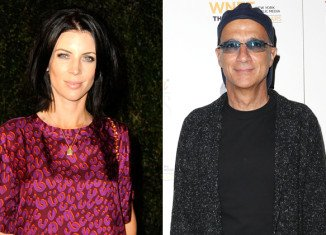 Liberty Ross appeared to confirm her romance with music producer Jimmy Iovine after her split from cheating husband Rupert Sanders