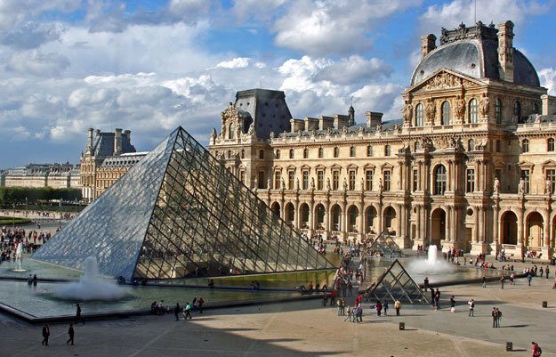 Louvre has topped the list of the most visited art museums of 2012