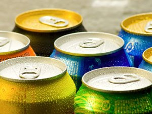Manufacturers use aspartame and similar sweeteners in fizzy drinks such as Diet Coke photo