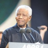 Nelson Mandela has been re-admitted to hospital in South Africa with a recurrence of a lung infection