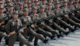 North Korea is holding large-scale military drills amid heightened tensions on the peninsula