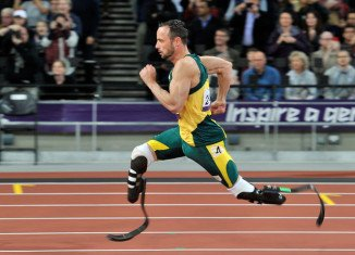 Oscar Pistorius might consider competing at this year's World Athletics Championships in Moscow