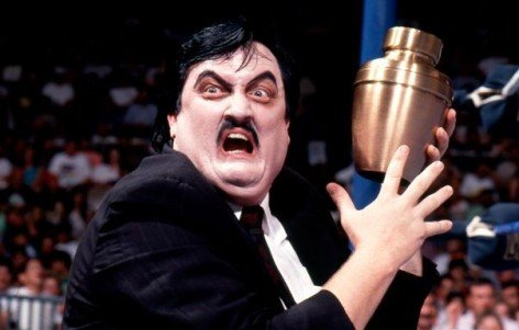 Paul Bearer died of a heart attack caused by an untreated rapid heart rate photo