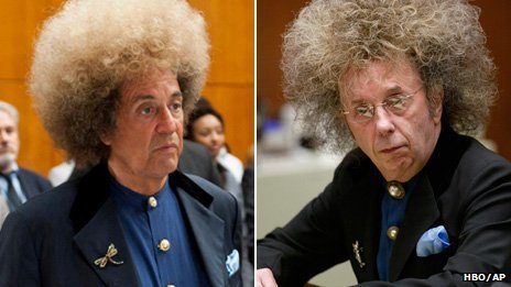 Phil Spector film, starring Al Pacino, focuses on his relationship with his defence lawyer, played by Helen Mirren