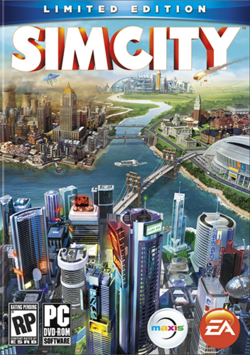 Players who buy and register the latest version of SimCity before March 26 can choose a free game from a selection offered by Electronic Arts