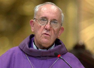 Pope Francis I, born Jorge Mario Bergoglio, is the 266th and current Pope of the Catholic Church