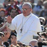 Pope Francis is the 266th and current pope of the Roman Catholic Church