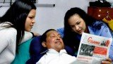 President Hugo Chavez is receiving chemotherapy in a Caracas hospital after cancer surgery in Cuba