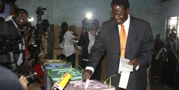 Raila Odinga has filed a Supreme Court appeal against Uhuru Kenyattas narrow victory in the recent presidential elections first round photo