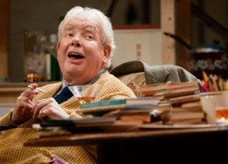 Richard Griffiths died on March 29 at the age of 65 from complications following heart surgery