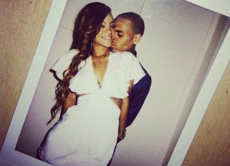 Rihanna has revealed her relationship with Chris Brown could go all the way, including having children together