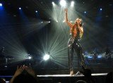 Rihanna was glowing as she sang all her classic hits inside the Wells Fargo Arena as part of her Diamond World Tour