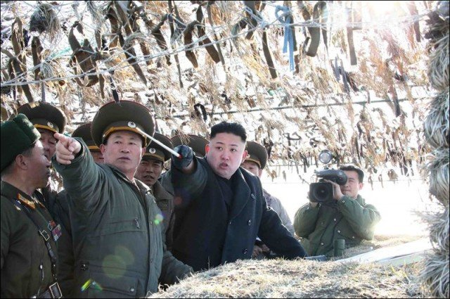 Russia has warned of tensions in North Korea slipping out of control, after Pyongyang announced it was placing its rockets on stand-by