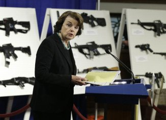 Senator Dianne Feinstein said she might put forward the assault weapons proposal, similar to a previous one she sponsored that expired in 2004, as an amendment to the bill