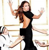 Tamara Ecclestone has decided to give fans a cheeky sneak peek of her recent Playboy raunchy shoot