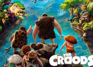 The Croods topped the North American box office with $44.7 million in its first weekend in US and Canadian cinemas