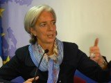 The IMF continues to have confidence in its managing director Christine Lagarde despite a French inquiry into alleged abuses of power