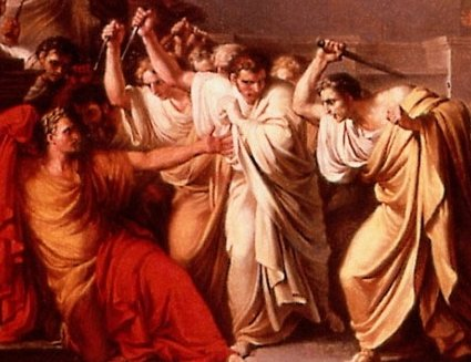 The Ides of March fall on March 15 the date becoming intimately associated with the assassination of Julius Caesar photo