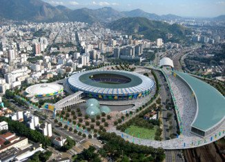 The Joao Havelange stadium in Rio de Janeiro that was due to host athletics at the 2016 Olympics has been closed indefinitely because of structural problems with its roof