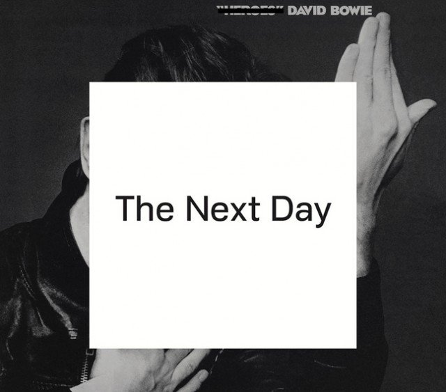 The Next Day is David Bowie's first No. 1 since 1993's Black Tie White Noise