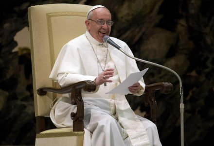 The Pope said he chose the name Francis after 12-13th Century St Francis of Assisi, who represented poverty and peace