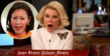 The latest target to take a verbal battering from Joan Rivers is former TODAY host Ann Curry