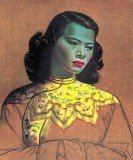 Vladimir Tretchikoff's Chinese Girl portrait is thought to be the world's most reproduced painting