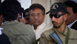 A Pakistani court has ordered the arrest of ex-military ruler Pervez Musharraf over moves to impose house arrest on judges in March 2007