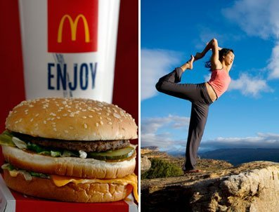 A US study at Texas Christian University suggests that menus displaying the exercise needed to burn calories in meals can help people consume less