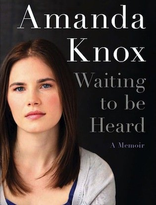 ABC News interview coincides with the release of Amanda Knox's autobiography Waiting to Be Heard
