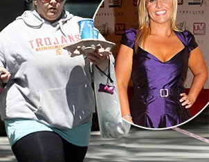 Ajay Rochester, former host of Australia's Biggest Loser, has revealed she has gained a staggering 105 lbs