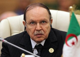 Algerian President Abdelaziz Bouteflika has suffered a mini-stroke and has been flown to hospital in Paris