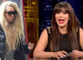 Amanda Bynes complimented Kim and Khloe Kardashian after they praised her appearance while hosting the Chelsea Lately